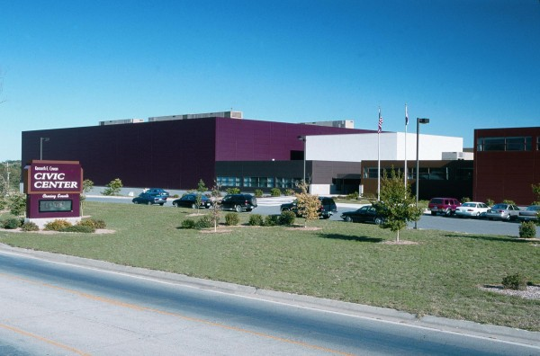 Cowan Civic Center